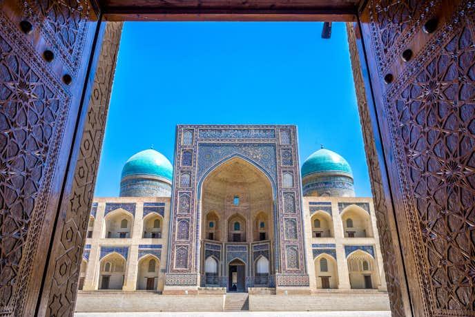 ウズベキスタンでおすすめの観光スポット