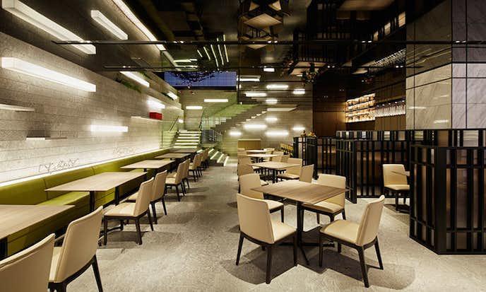 銀座でおすすめのモーニングはBuffet & Cafe GINZA SAI