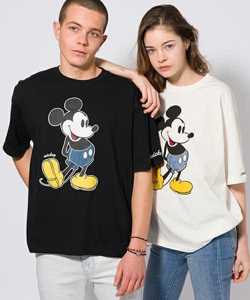 ペアルックTシャツおすすめブランドはディズニー