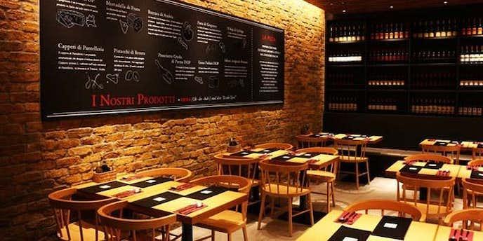 横浜でおすすめのデートディナーはオービカ モッツァレラバー 横浜店