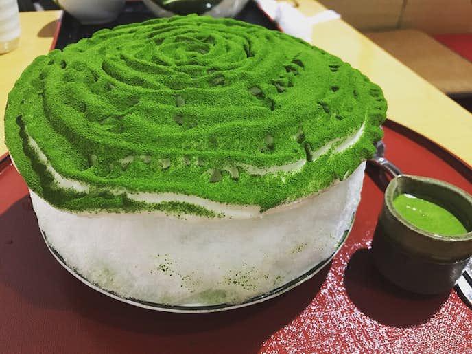 東京都内でランキングトップにも輝く美味しいかき氷