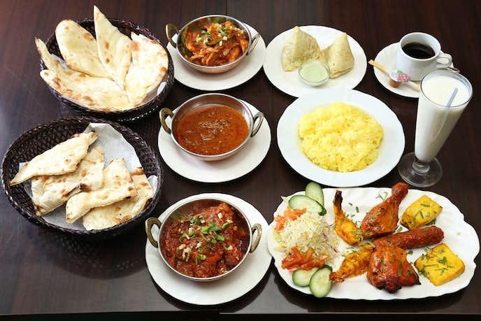 原宿のおすすめデートスポットはviva goa indian cafe