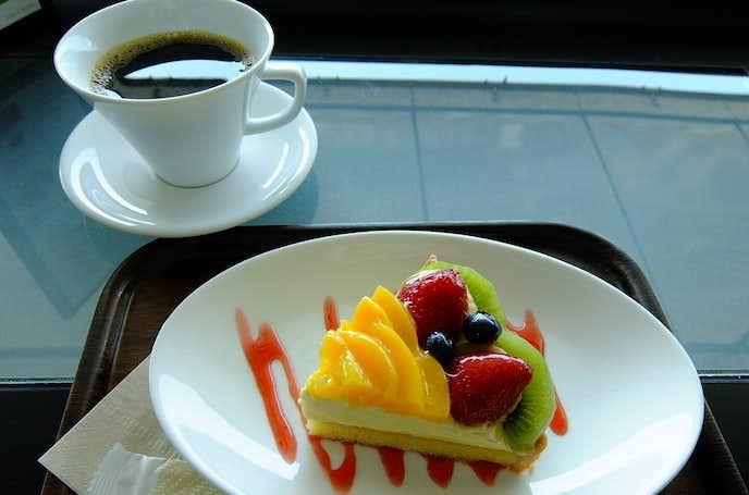 横浜のおすすめカフェ「スカイカフェ」
