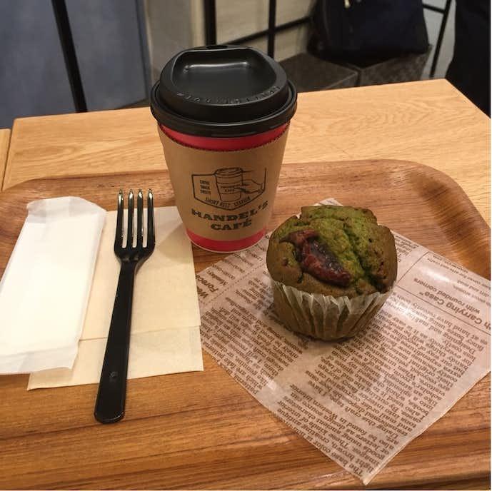 ハンデルスカフェのおすすめメニューはモーニングセット