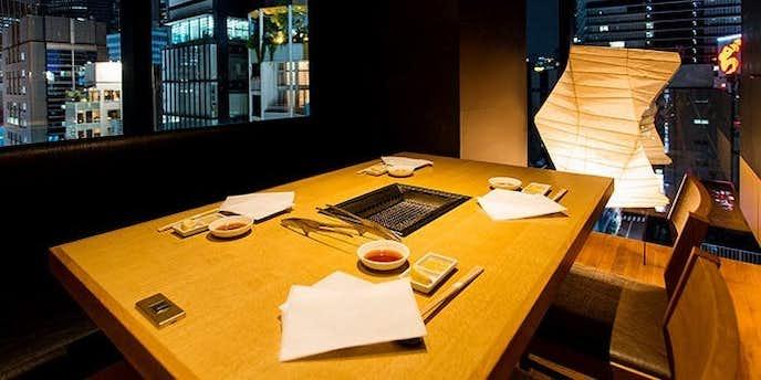 銀座でおすすめのデートディナーはGABURI BEEF 天 GINZA