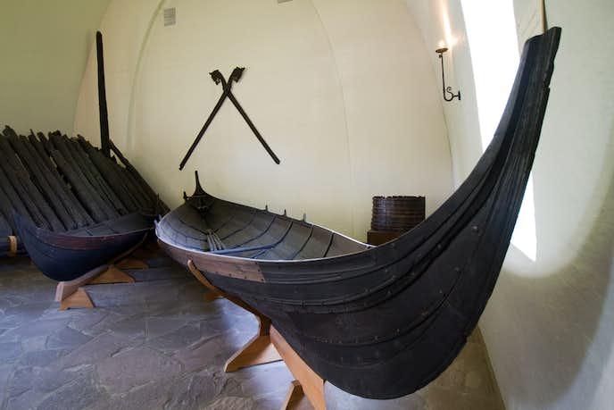 ノルウェーでおすすめの観光地はヴァイキング船博物館