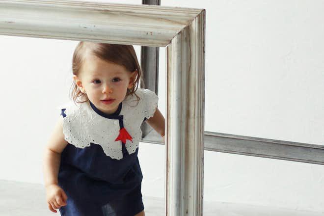 女の子の出産祝いはマールマールのスタイセット1