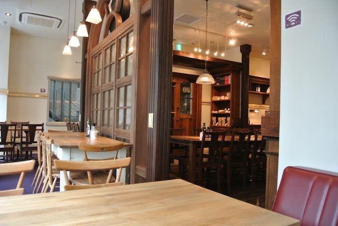 渋谷でおすすめのモーニングはカフェマメヒコ 公園通り店