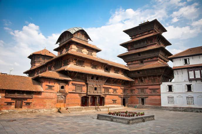 ネパールでおすすめの観光地はハヌマーン・ドカ
