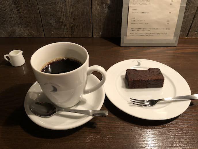 三軒茶屋のムーン ファクトリー コーヒー