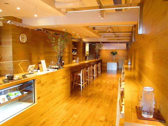 代官山でおすすめのモーニングはフラックス カフェ