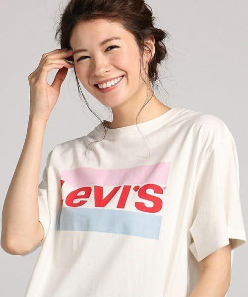 ペアルックTシャツおすすめブランドはLEVIS