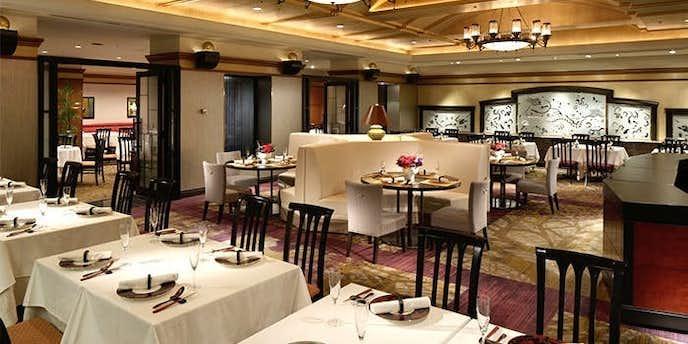 横浜でおすすめのデートディナーは中国料理 彩龍 【横浜ベイシェラトンホテル&タワーズ】