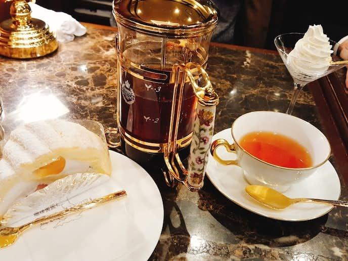 新宿のおすすめカフェエジンバラ