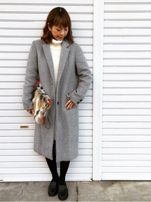 30代女性におすすめの婚活パーティー冬ファッション