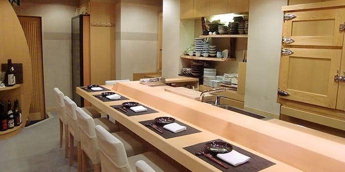 銀座でおすすめのデートディナーは日本料理 綾AYA