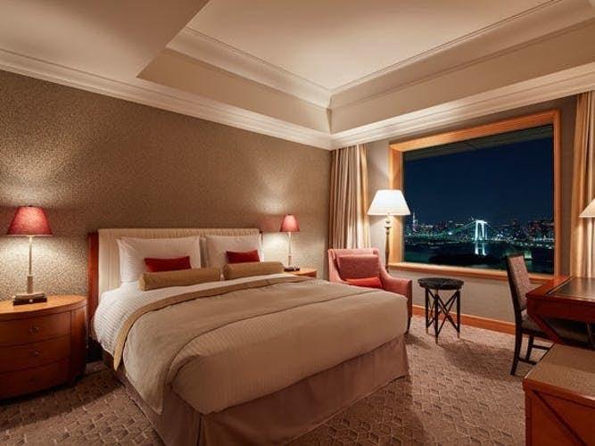 クリスマスにおすすめのホテルはグランドニッコー東京お台場