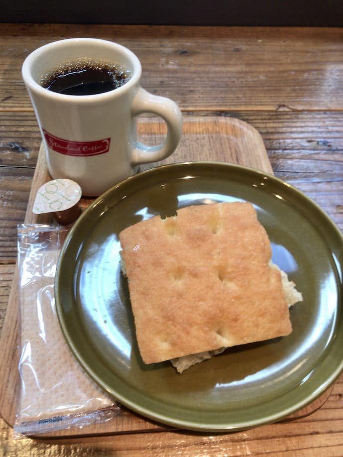 ザ サード カフェのおすすめメニューはモーニングセット