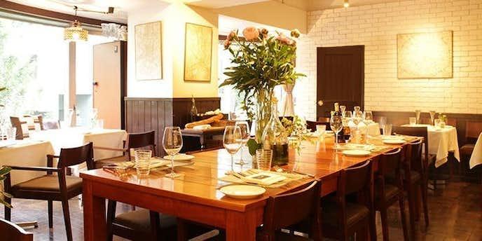 恵比寿でおすすめのデートディナーはリストランテ デッラ コリーナ