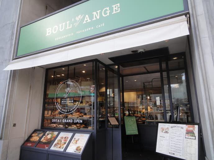 渋谷でおすすめのモーニングはBOUL'ANGE 渋谷店
