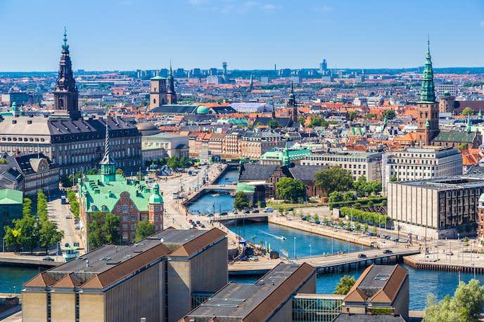 デンマークのおすすめ観光スポット