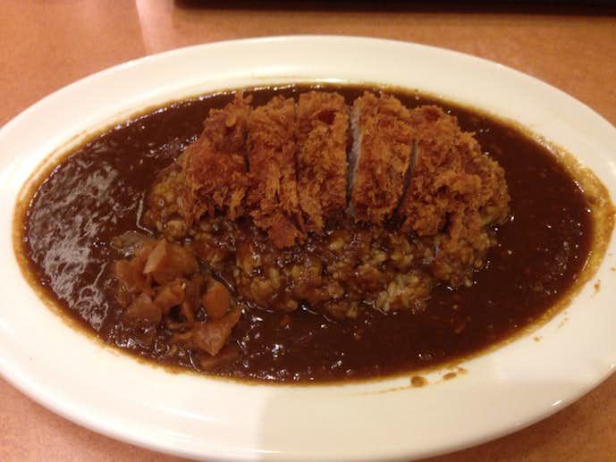 NARITA洋膳屋ROYALのおすすめメニューはロイヤルカツカレー