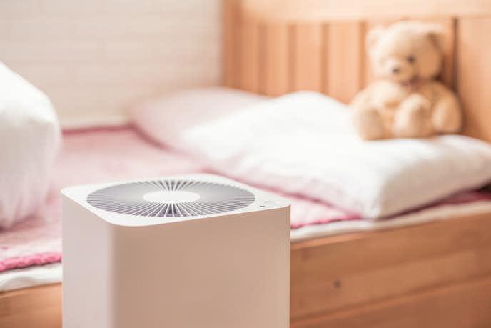 空気清浄機のタイプは主に3種類ある
