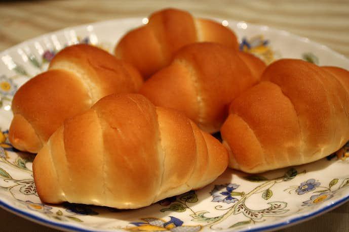 パンのペリカンのおすすめメニューはロールパン