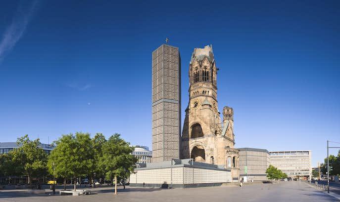 ベルリンでおすすめの観光地はカイザーヴィルヘルム記念教会