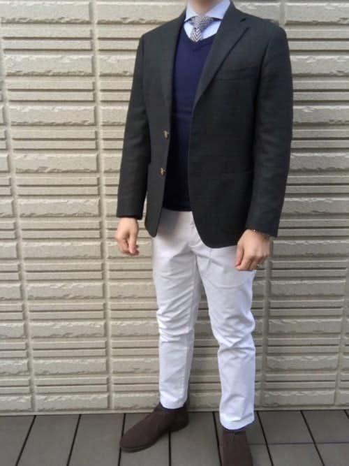 40代男性におすすめの婚活パーティーファッション