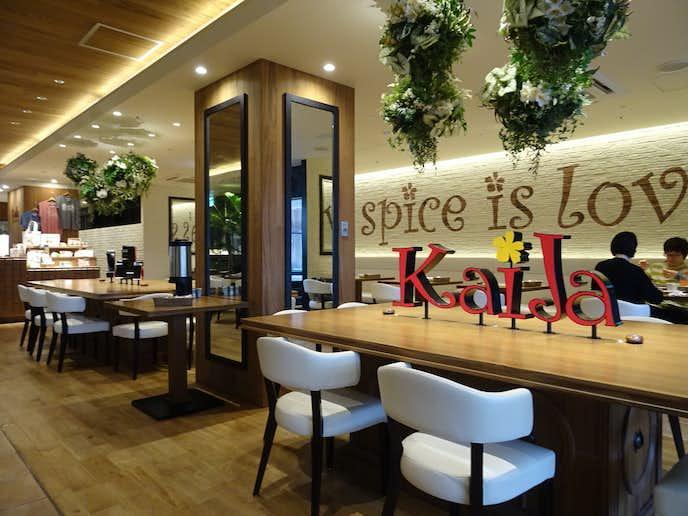渋谷でおすすめのモーニングはKaila Cafe & Terrace Dining 渋谷店