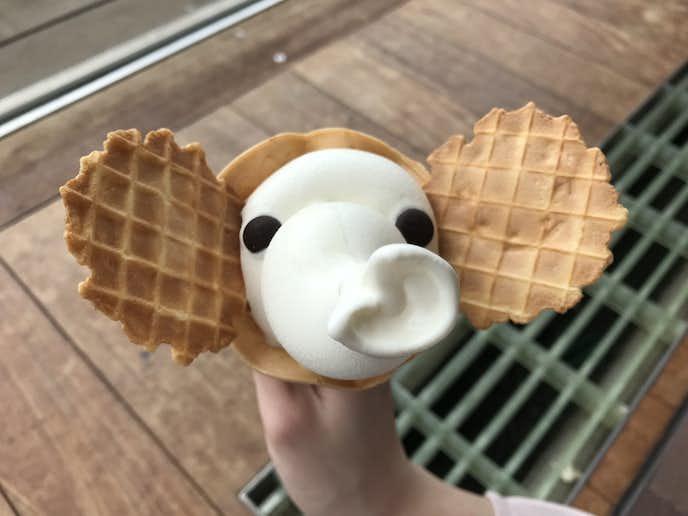 横浜の象の鼻カフェ