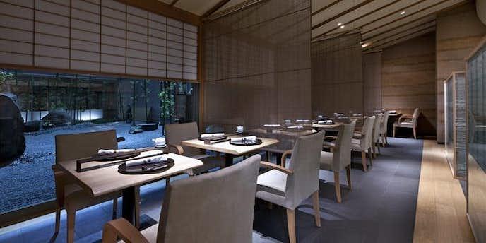 恵比寿でおすすめのデートディナーは日本料理 舞/ウェスティンホテル東京