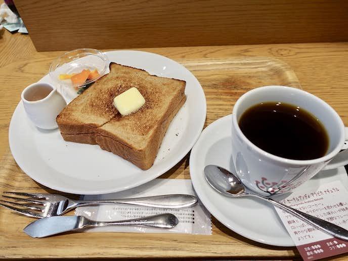横浜カフェ「カフェレクセル シァル桜木町店」