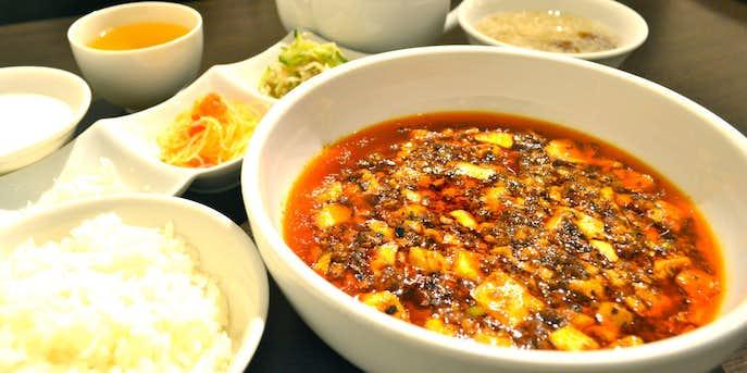 下北沢のおすすめデートスポットは四川料理 天華