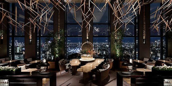 品川でおすすめのデートディナーはDining&Bar TABLE 9 TOKYO【品川プリンスホテル】