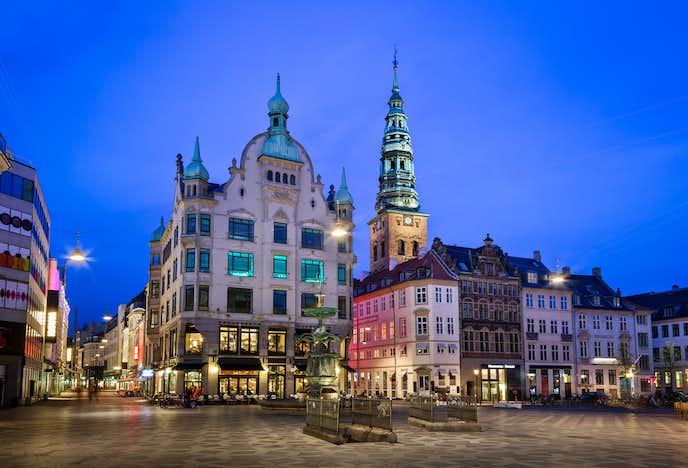 デンマークでおすすめの観光地はストロイエ