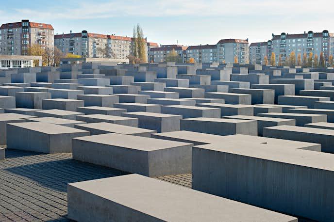 ベルリンでおすすめの観光地はホロコースト記念碑
