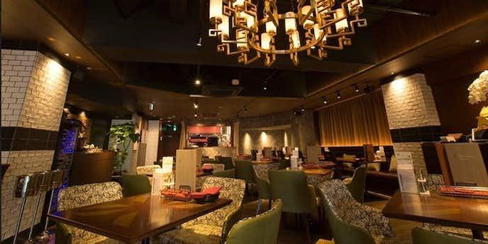 上野でおすすめのデートディナーはイタリアン&グリル AQUA il forno