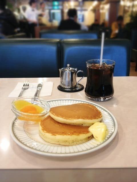 新宿西口のおすすめカフェ「ピース」