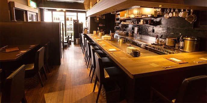上野でおすすめのデートディナーは鉄板焼 grow 上野店