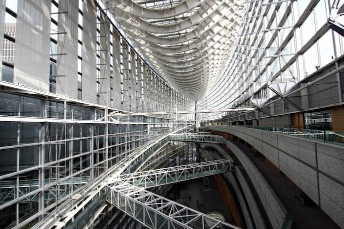 銀座でおすすめの観光地は東京国際フォーラム