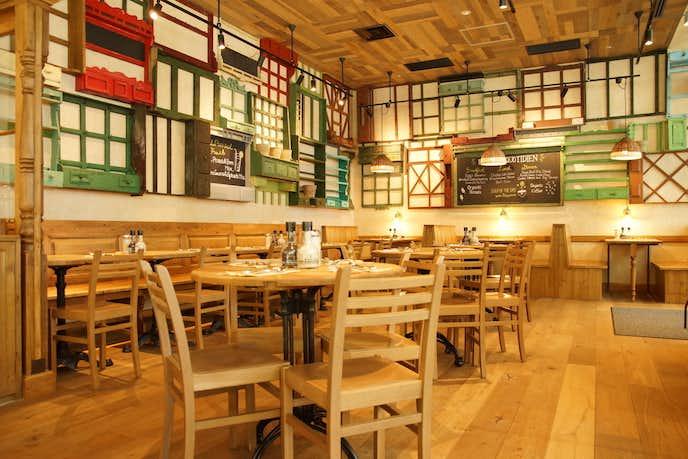六本木でおすすめのモーニングはル・パン・コティディアン 東京ミッドタウン店