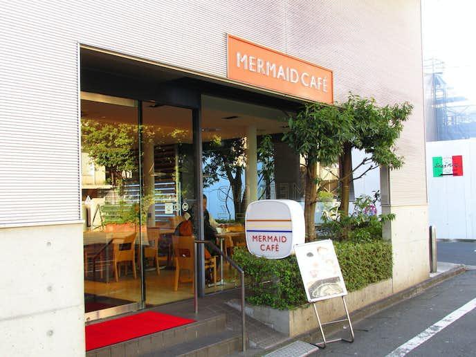 代官山でおすすめのモーニングはマーメイド カフェ 代官山店