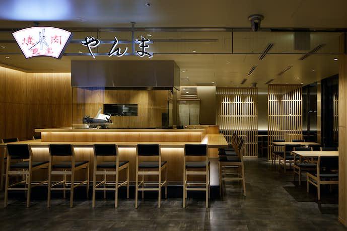 成田空港でおすすめのモーニングは焼肉食堂やんま