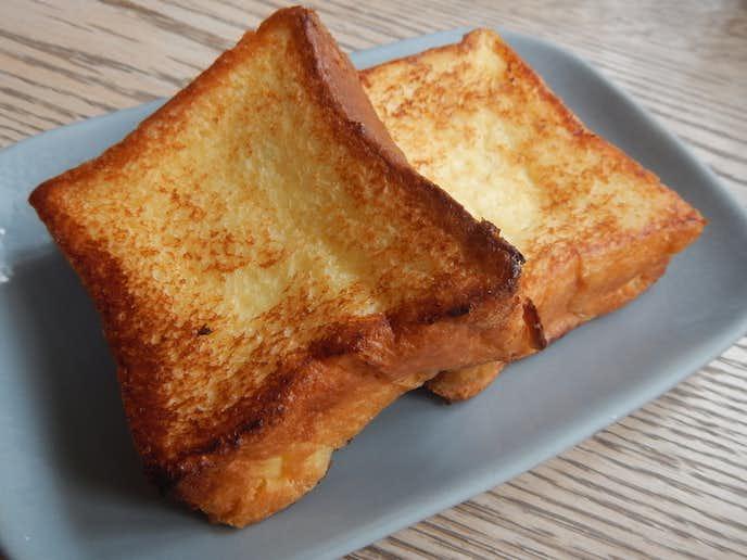 マーサーブランチのおすすめメニューはブリオッシュフレンチトースト