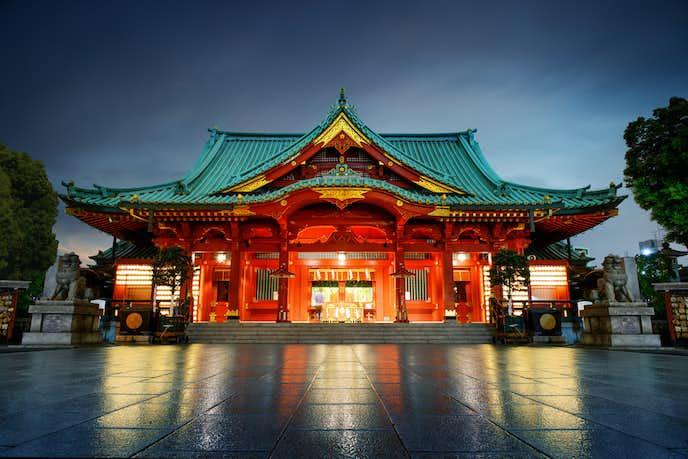 秋葉原でおすすめの観光地は神田明神