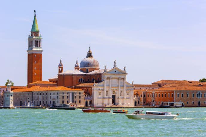 ベネチアでおすすめの観光地はサンジョルジョ・マッジョーレ教会