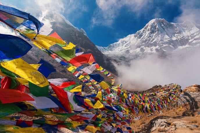 ネパールのおすすめ観光スポット