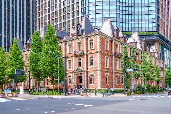 銀座でおすすめの観光地は三菱一号館美術館